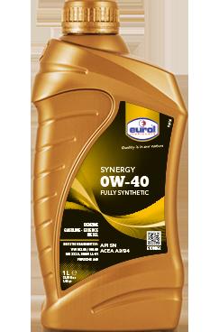 EUROL 0W-40 SYNERGY 1L