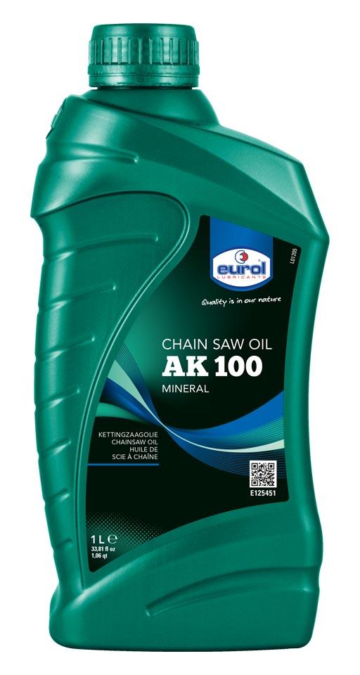 EUROL CHAIN SAW OIL 1 Liter