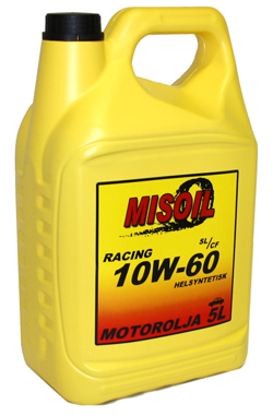 MISOIL RACING 10W-60 1L