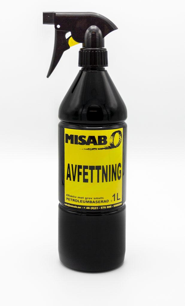MISAB AVFETTNING Spray 1L