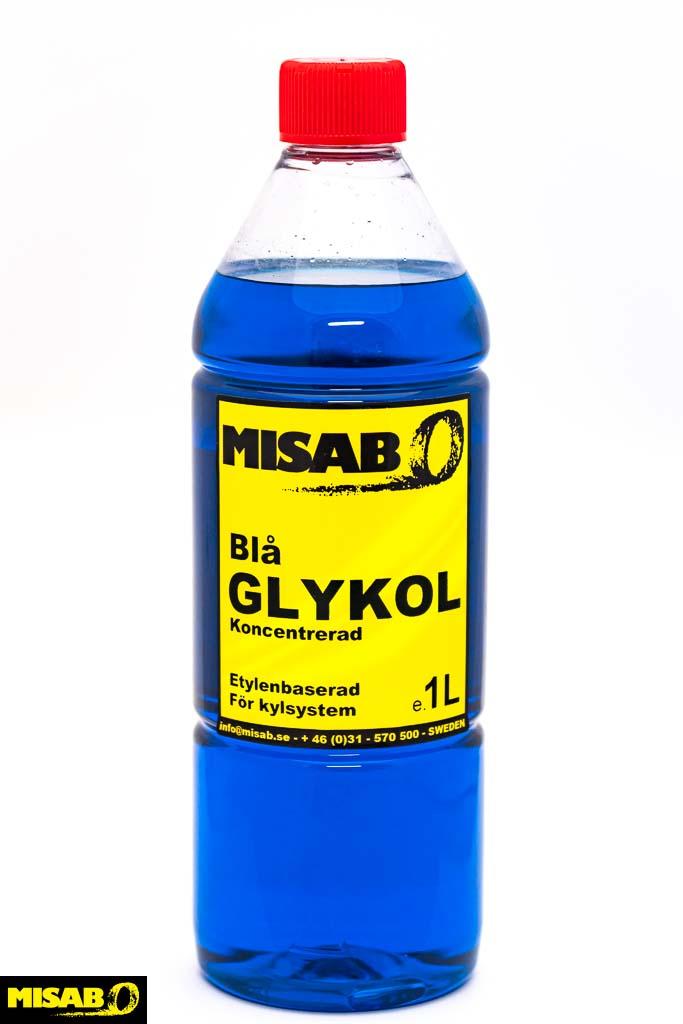MISAB GLYKOL BLÅ 1L