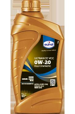 EUROL 0W-20 ULTRANCE VCC 1L
