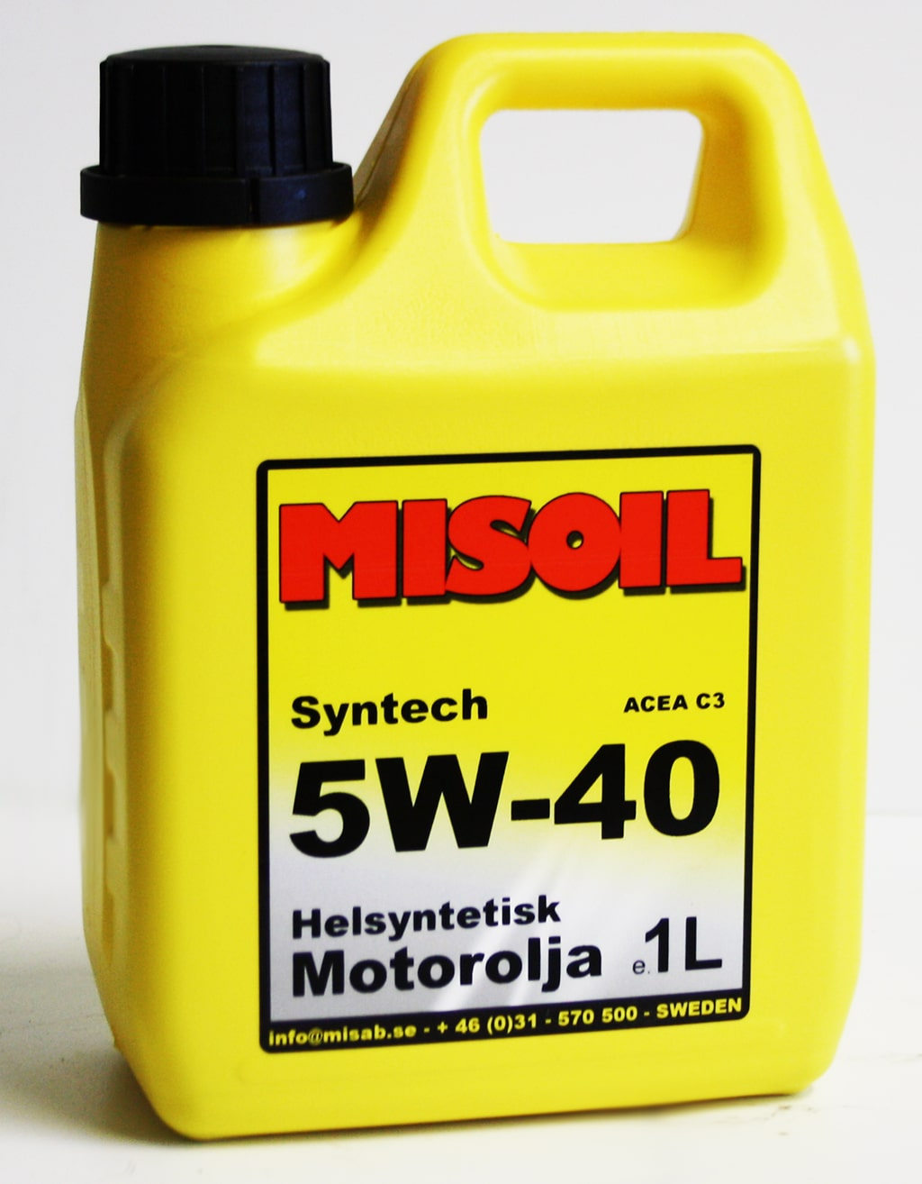 MISOIL SYNTECH C3 5W-40 1L