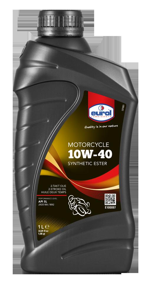 EUROL MOTO 10W-40 SEMI