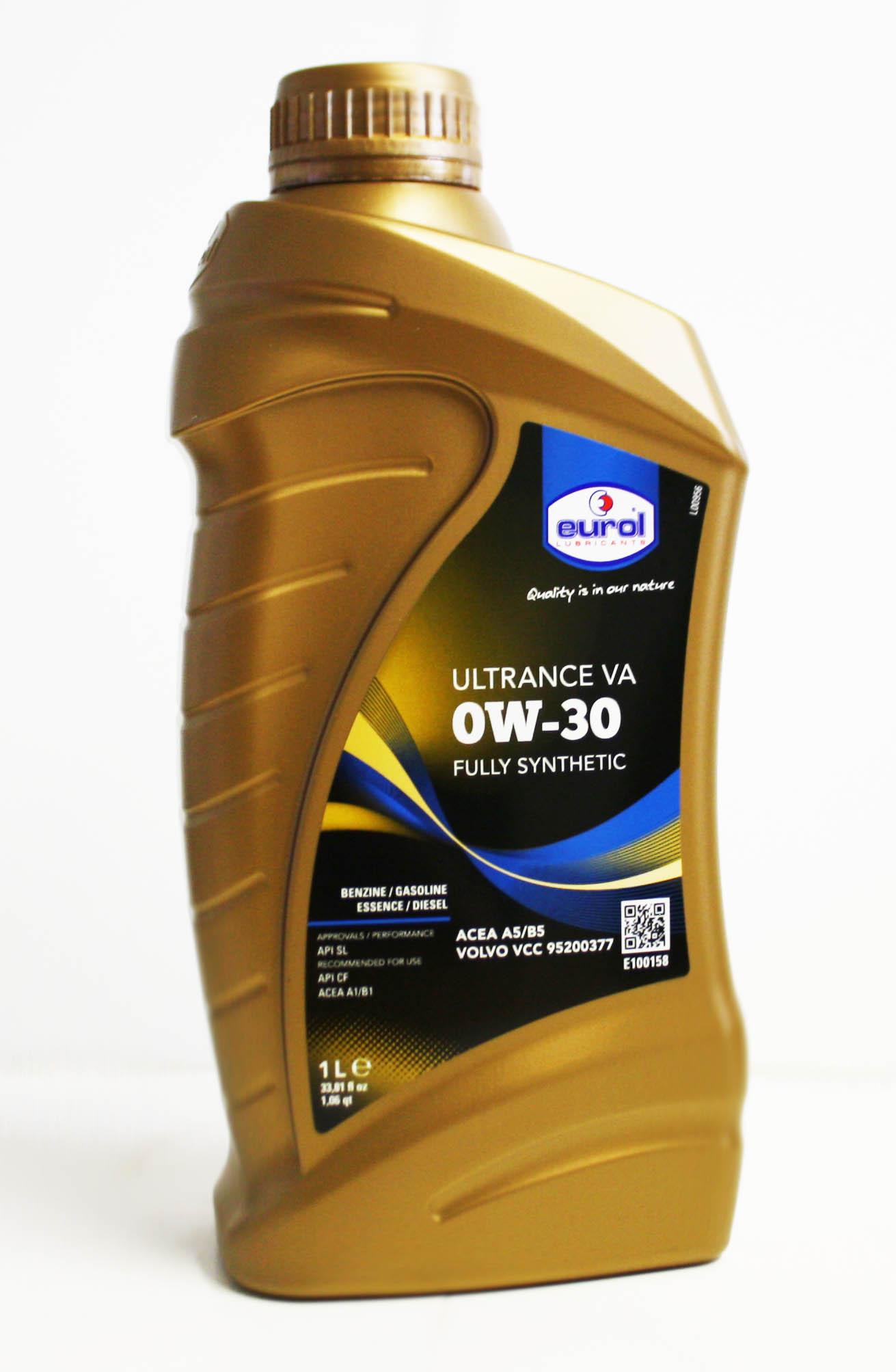 EUROL 0W-30 ULTRANCE VA 1 Liter