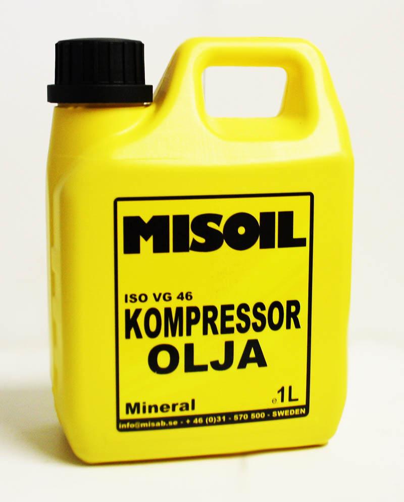 MISOIL KOMPRESSOROLJA 46 10L