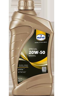 EUROL SPECIAL 20W-50 1L