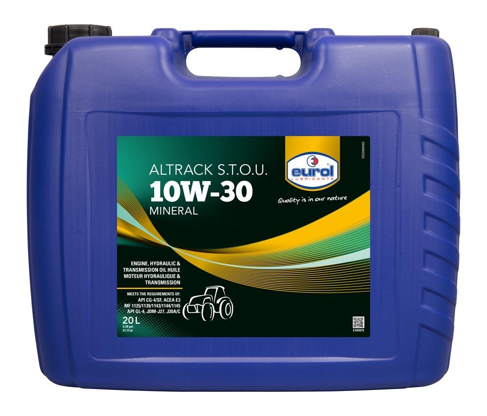 EUROL ALTRACK 10W-30 GL 4 20 Liter