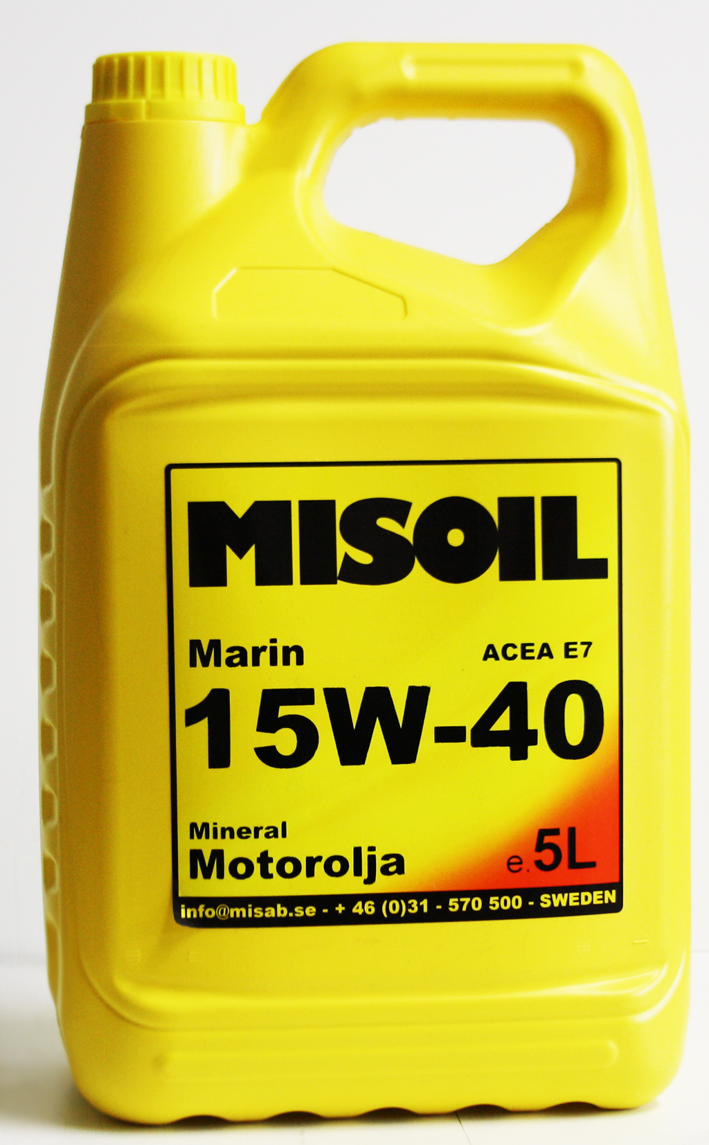 MISOIL MARIN 15W-40 5L