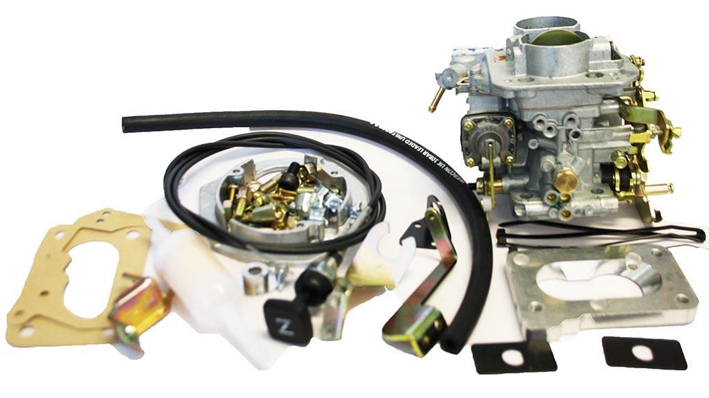 FÖRGASARSATS VW GOLF 1600