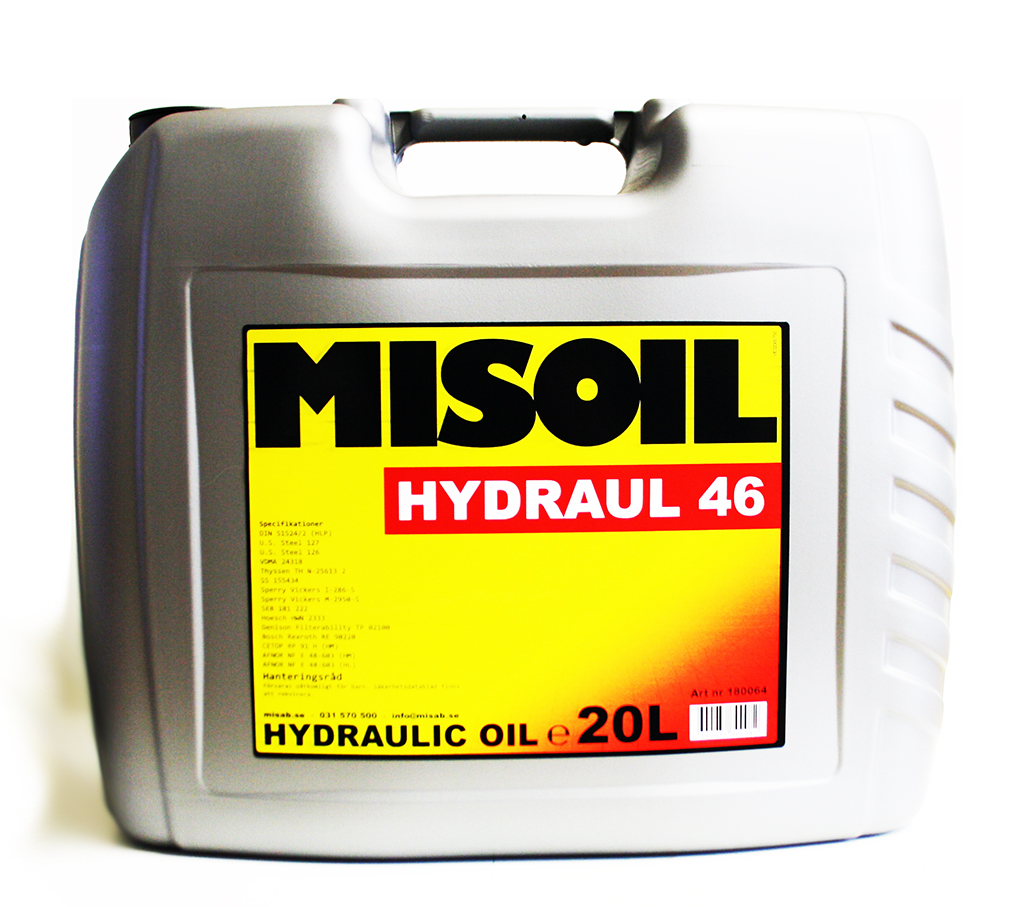 MISOIL HYDRAUL 46 20L