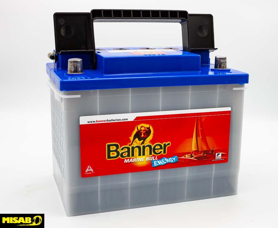 BANNER MARIN 75 AH
