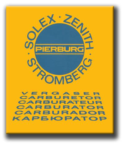 Pierburg, Zenith Tyskland